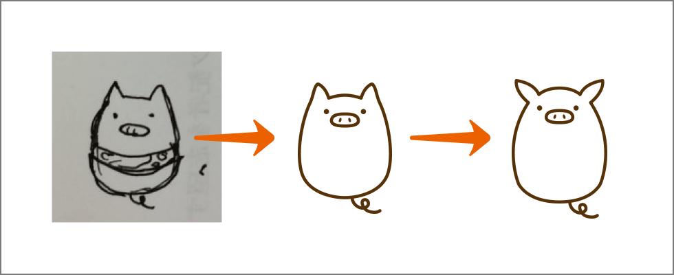 ロゴ作成方法