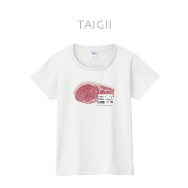 豚肉Tシャツ