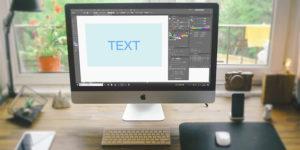 【イラレ】アピアランスパネルを使った文字の編集方法を図解します