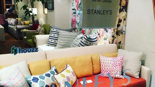 STANLEY'Sのソファ