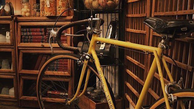 Point No.39の自転車